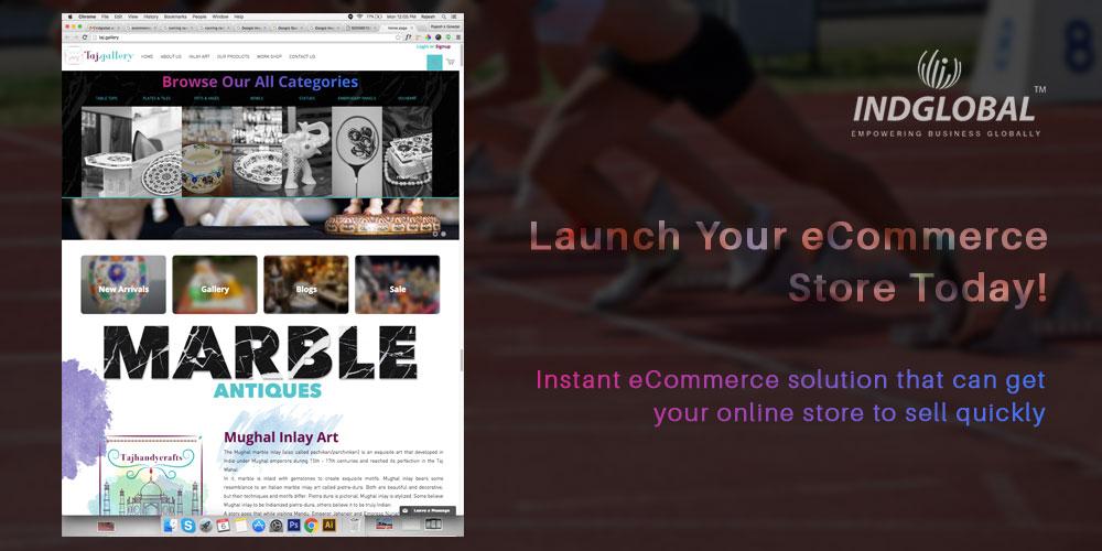 Ecommerce Web Designing Company Bangalore