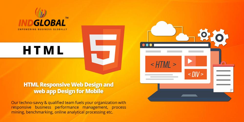Html website development company in Bangalore