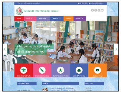 BETHESDA INTERNATIONAL SCHOOL