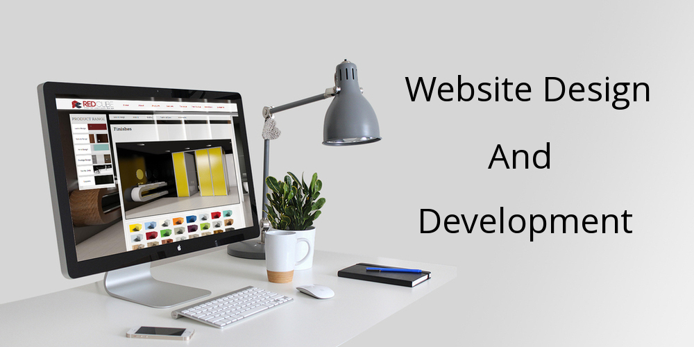 Website design company in Whitefield