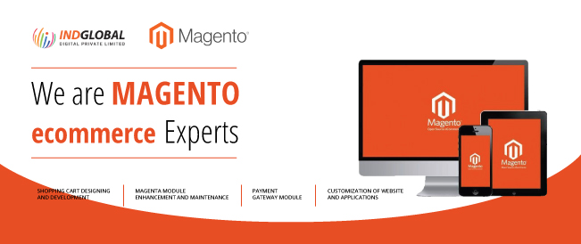 Expert Magento development Company in India