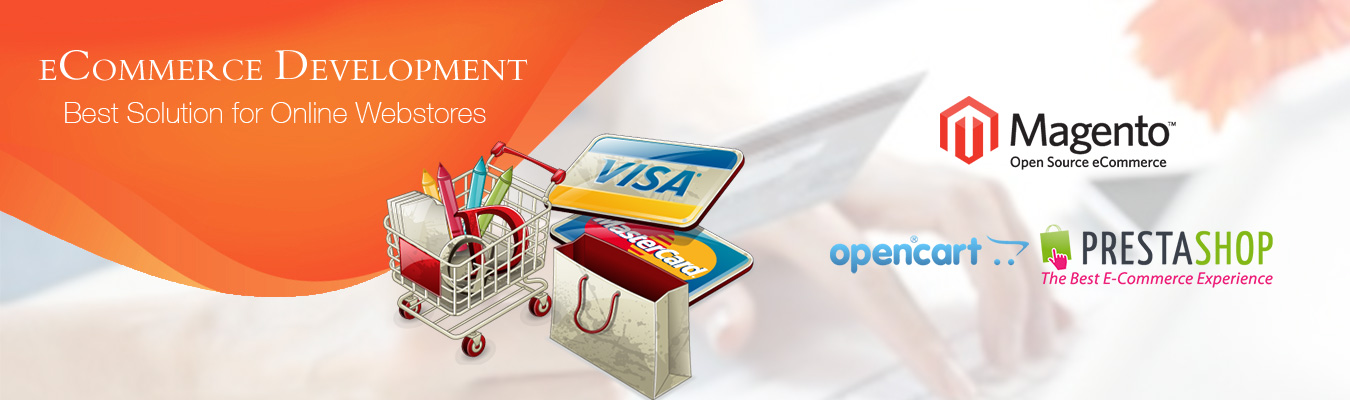 e-commerce web sites development