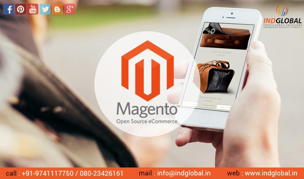 Magento development company in bangalore