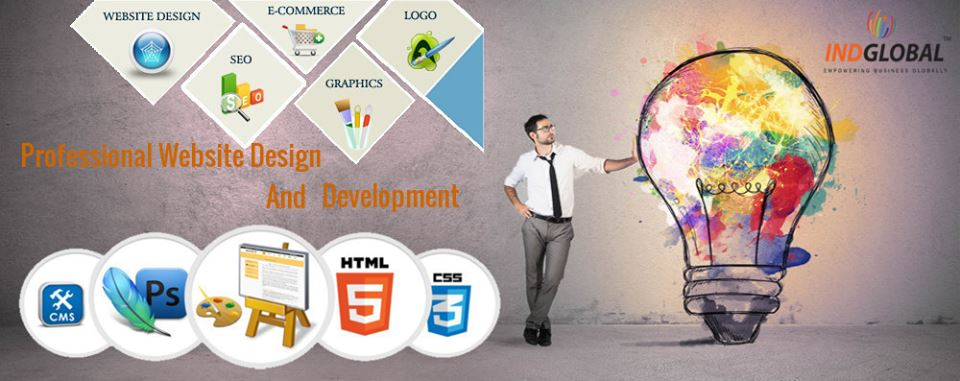 Web Designing Outsourcing Company In Bangalore India Indglobal