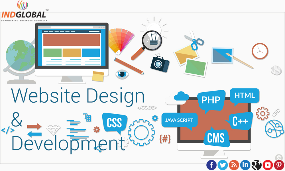 Web design bangalore