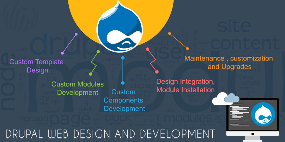 Image result for Looking for a Drupal Web Development Company? Lets Find the One!