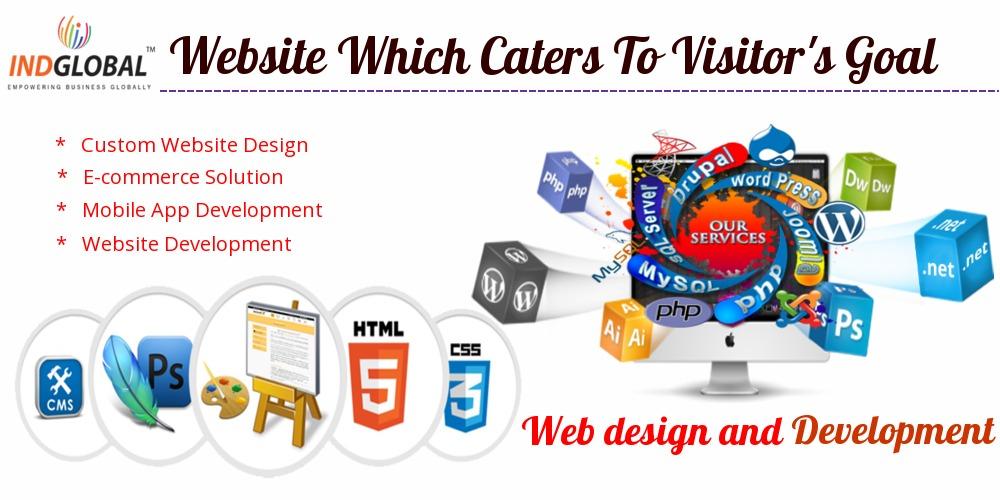 Website design company in Goa
