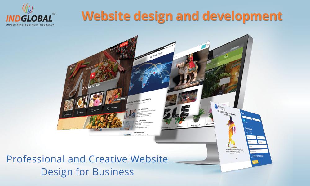 Website design company in US