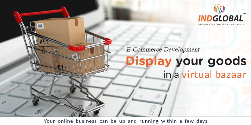 Ecommerce website design in US