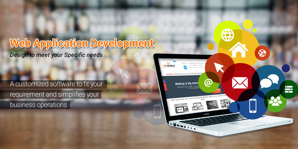 Web application development in bangalore