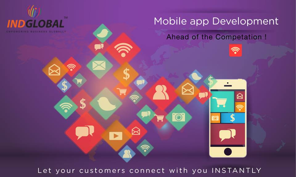 Mobile apps Development in Bangalore