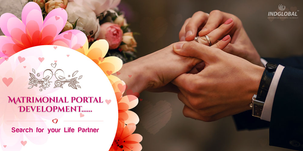 Matrimony portal Development in India