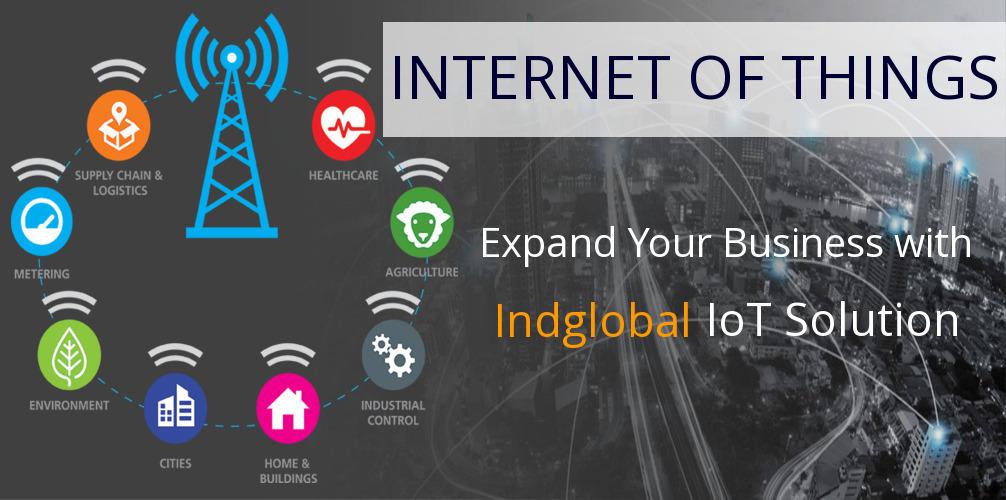 IoT apps development company in Bangalore