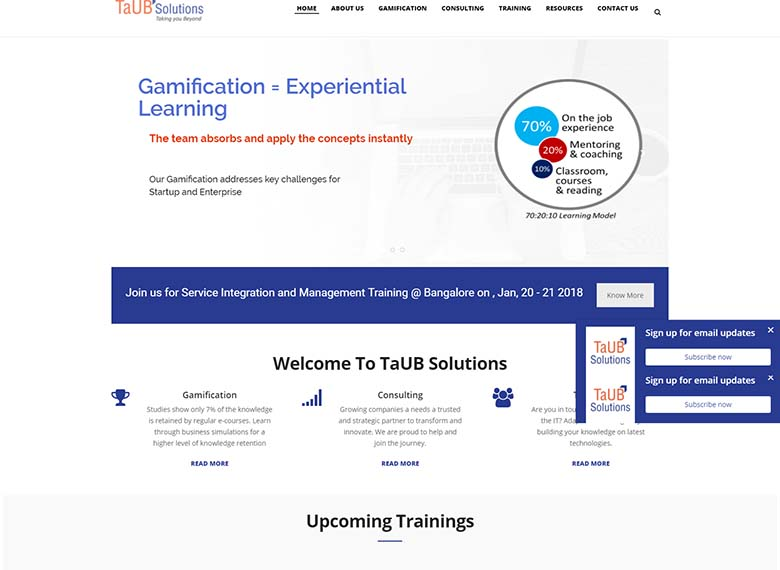 Taubsolutions