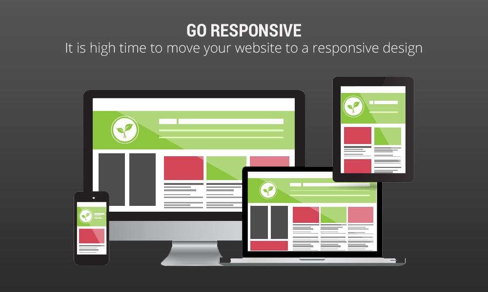 go responsive
