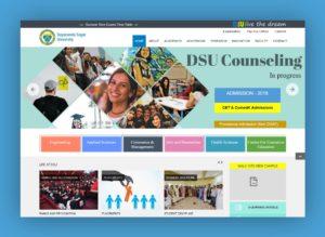 Dayananda Sagar University - IndGlobal work