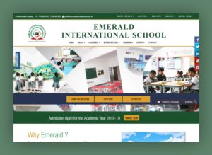 Emerald International School - IndGlobal work