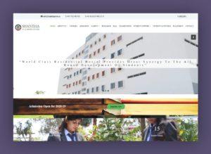 Shantha PU College - IndGlobal work