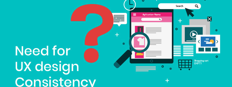 The Need for Consistency with UX Designs in Websites