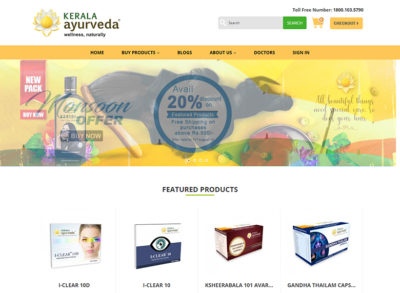 Kerala Ayurveda Limited