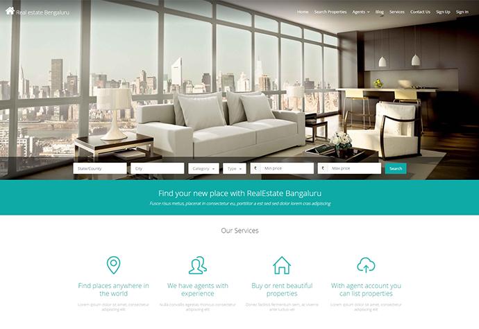Indglobal-real-estate-portalwork realestateinbengaluru