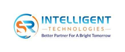 SR Technology logo design work by Indglobal