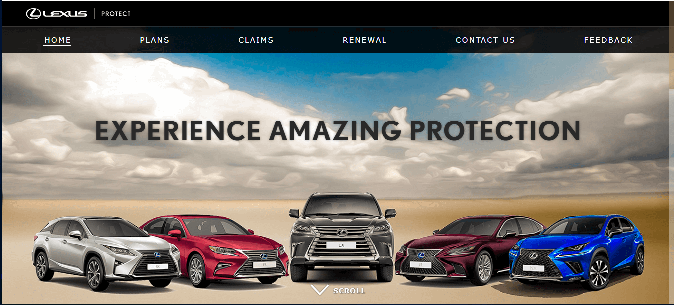lexus protect wordpress developed by indglobal