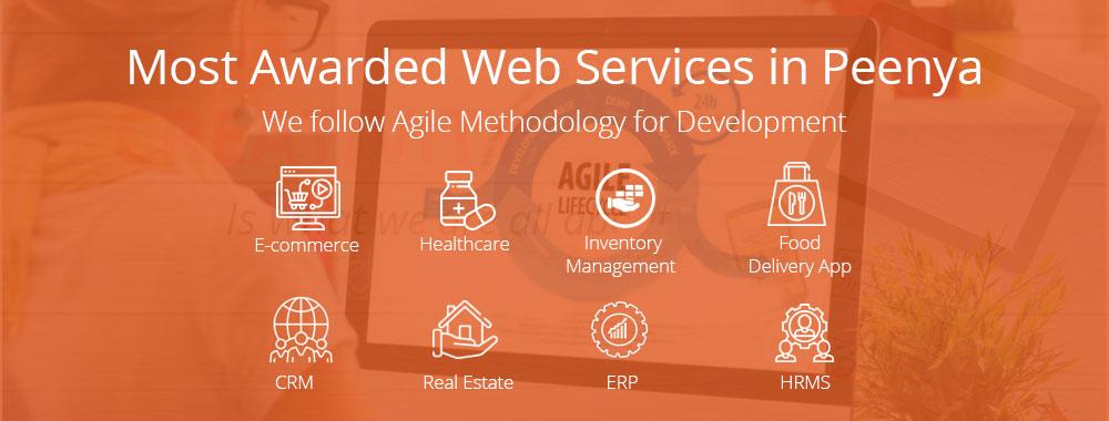 web designing company in peenya
