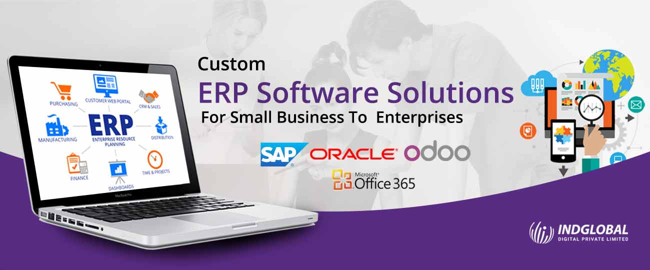 ERP software for Small businesses