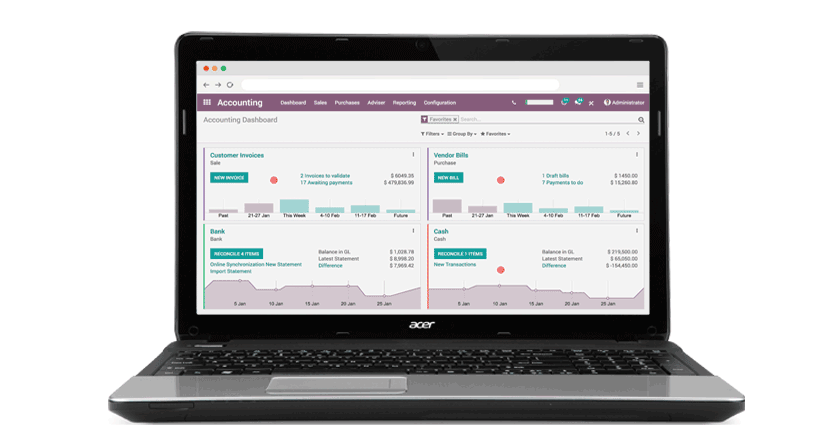 accounting-odoo